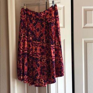 New Without Tags Lularoe Madison Skirt